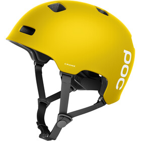 POC Crane Casco, sulphite yellow
